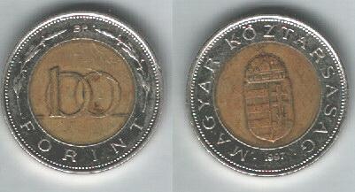 ungheria-100-forint