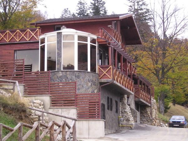 Casa de oaspeti a lui Dan Ioan Popescu