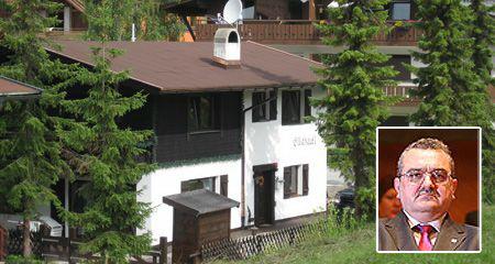 vila din Austria a lui Miron Mitrea
