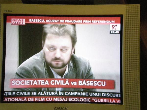 Societatea civila a turnatorului Voiculescu