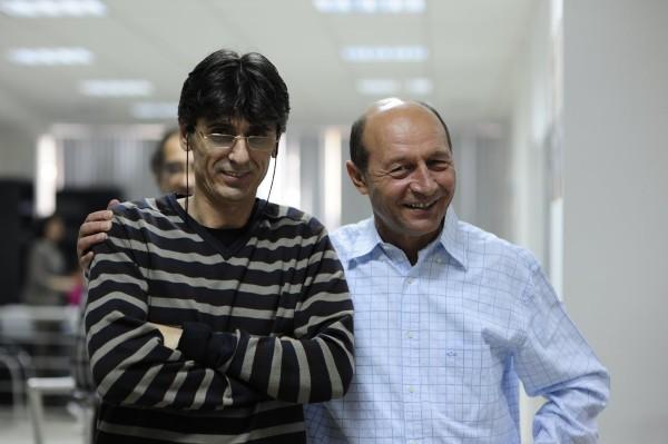 Dan Badea_ Traian Basescu