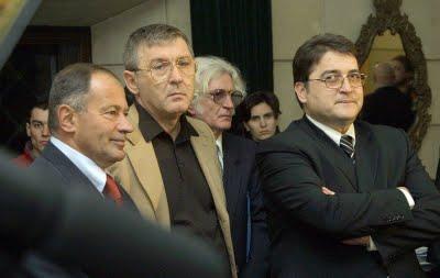 Rosca Nistorescu Hurezeanu