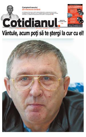 derbedeul nistorescu