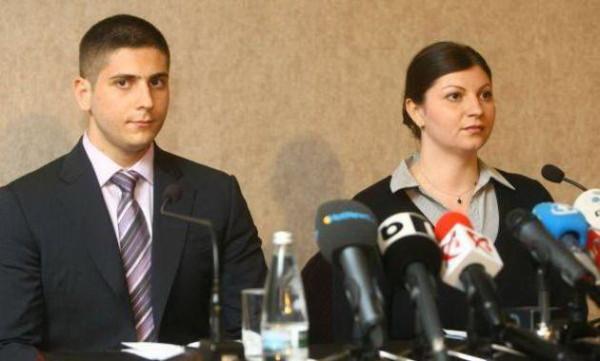 Ionut si Ioana Vintu (foto: evz.ro)