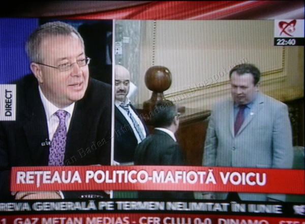 Santajistul Bogdan Chirieac  comenteaza despre ai lui...