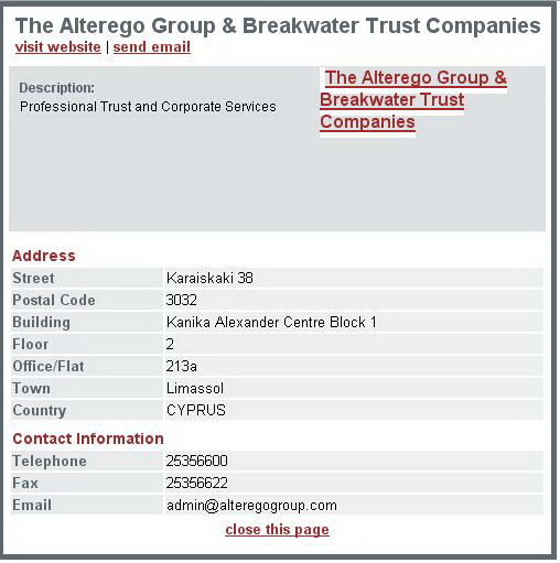 alterego group