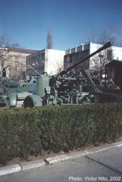 Tun anti-aerian  Rheinmetall model 1939, cal 37 mm