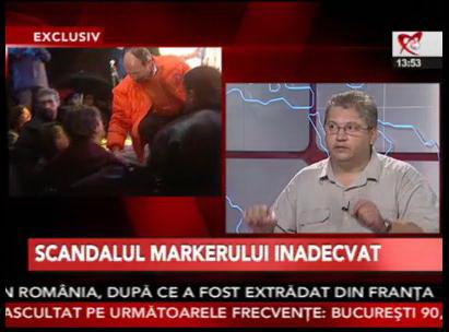 Grigoraş: imaginile expertizate, de pe CD, n-au fost deteriorate!
