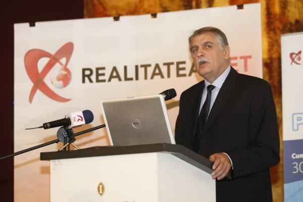 Gelu Teodorescu, paravanul lui SOV din FNI şi director INSOMAR