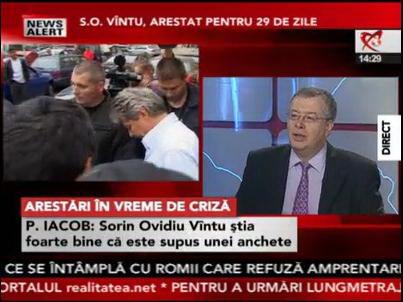Şantajistul Bogdan Chirieac