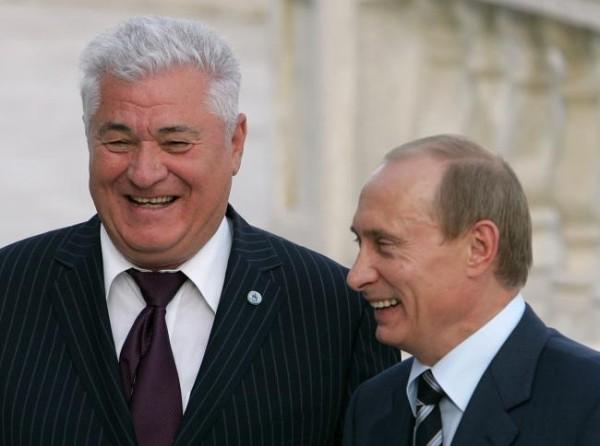 Putin si Voronin, vechi KGB-işti reactivaţi