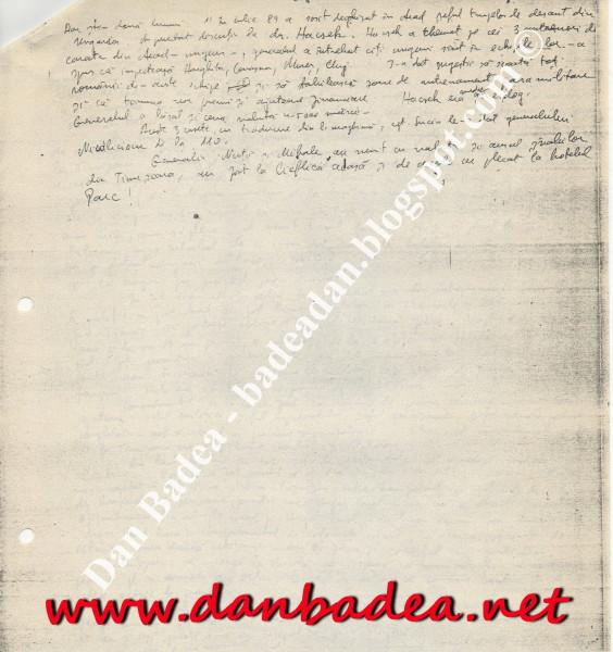 declaratie col. Rasina Dumitru (fragment), iunie 1994 - pag 5