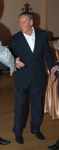 Dan Fischer, fost partener de afaceri al lui Sorin Ovidiu Vîntu şi amic al lui Petrovici