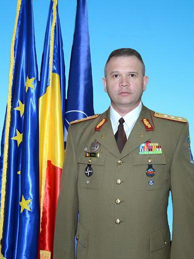Directorul General al DGIA, gl.lt Ilie Botos
