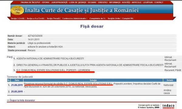 decizie ICCJ