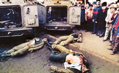 Masacruarea USLA-şilor români la ordinul spionilor GRU/KGB din MApN