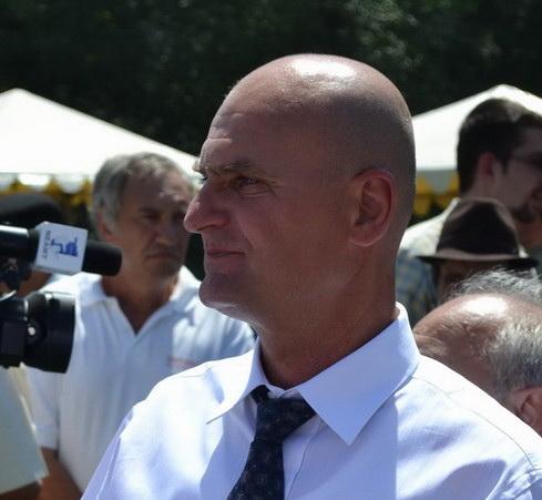 Mihai Archip, prefectul județului Neamț (foto:ziarulderoman.ro)