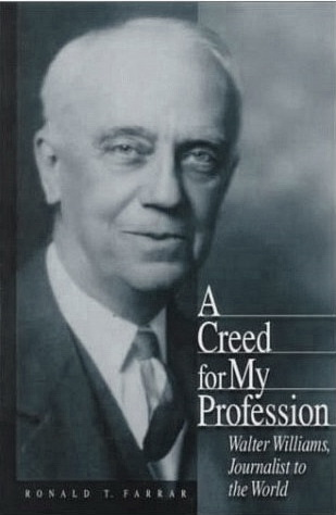 Walter Williams, Decanul Școlii de Jurnalistică, Universitatea din Missouri (1908-1935)