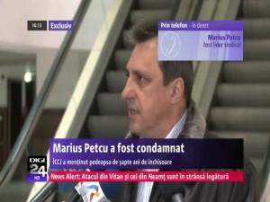 Marius Petcu, sau ce-a mai ramas din el