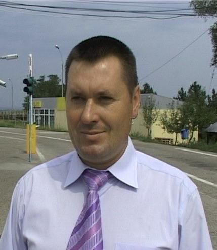 Ionel Ungureanu, fostul sef al vamii Stânca Costești