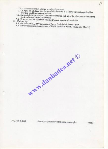 Raportul R - un rezumat al raportului expertilor canadieni care au cercetat deturnarile de fonduri ale regimului Ceausescu
