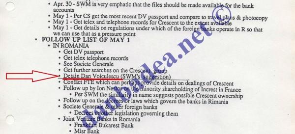Detain Dan Voiculescu (Arestați-l pe Dan Voiculescu)!