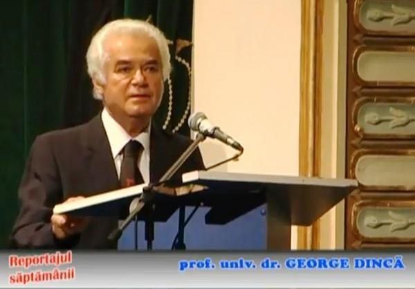 Universitarul DINCĂ GEORGE- Persoană de Încredere pentru DSS