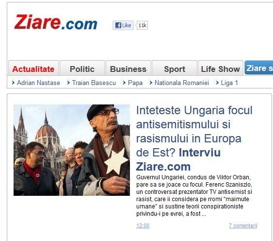 ziare com capture
