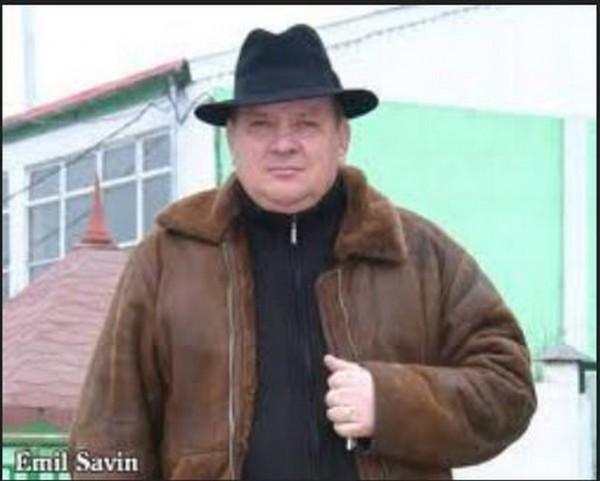Patronul Transmir Murgeni, Emil Savin