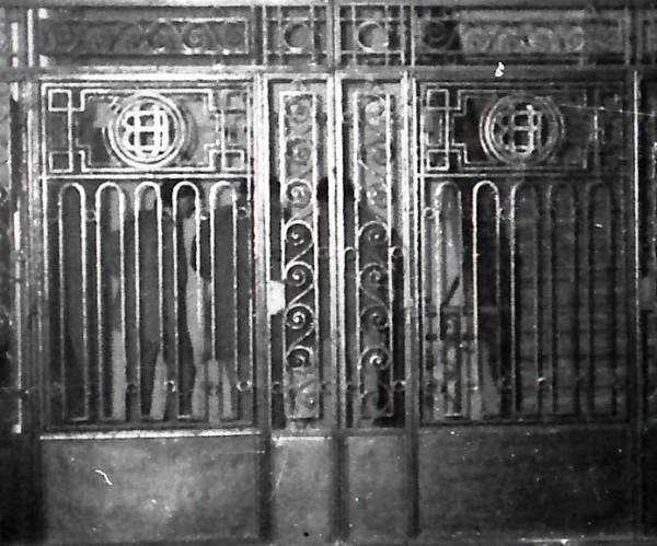 ...conspirație dincolo de gratiile Universității București