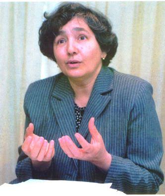 Prof. univ. Elena Liliana Popescu, Facultatea de Matematică și Informatică a Universității București