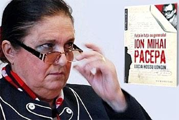 Lucia Hossu Longin de la Memorialul Durerii, la Memorialul Durerii în Cur, adică de la profesionalism la impostură.