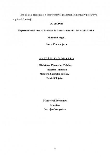 Nota de fundamentare a lui Dan Șova pentru reorganizarea MINVEST Deva - pag 6