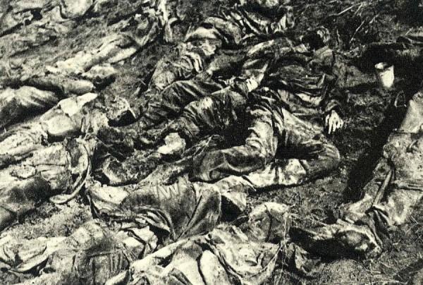 Romani impuscati de catre rusi