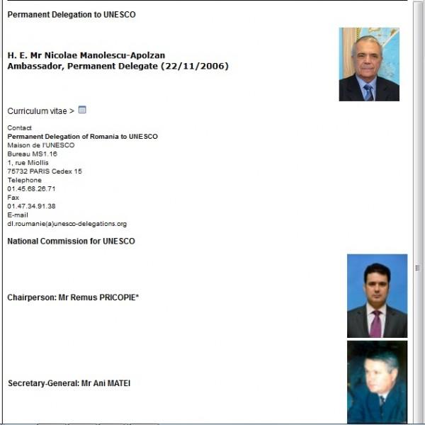 Nicolae Manolescu e șef, iar politrucul comunist Ani Matei - secretar general. Mai răsfirați de-atât chiar nu se putea! Remus Pricopie a fost readus, pentru necesitățile Androneascăi, în țară, și pus ministru la Educație. Rezerva de cadre e limitată!