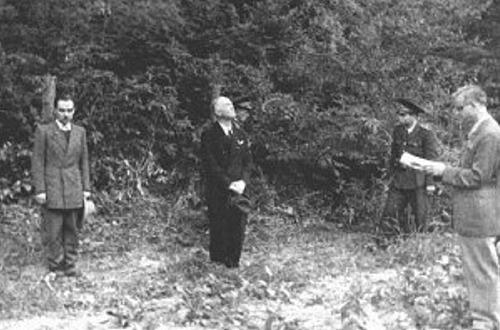 Execuția Mareșalului Ion Antonescu