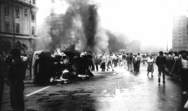 13 iunie 1990, București
