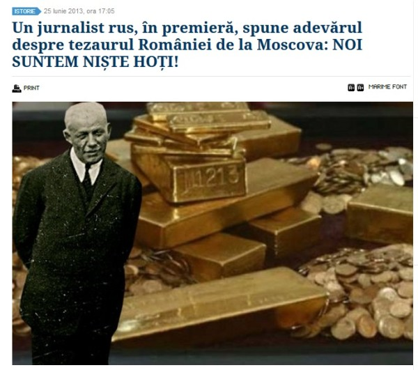 fragment articol apărut pe siteul www.timpul.md