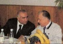Hayssam cu Iliescu la masă