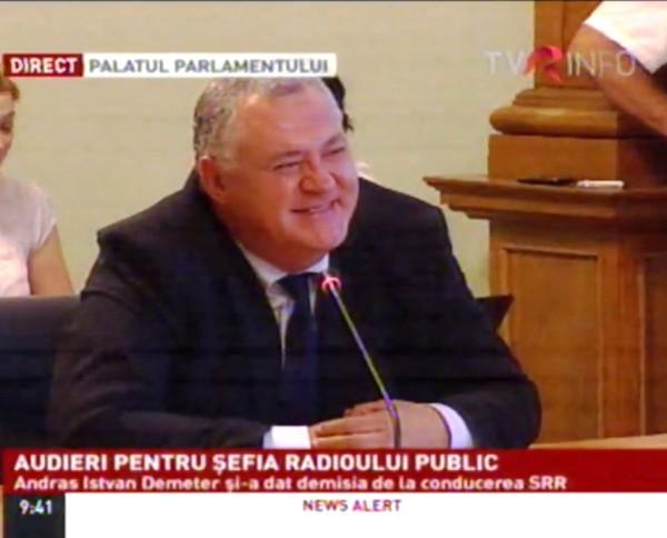 Ovidiu Miculescu, președintele SRR, se cere înapoi în centrală!