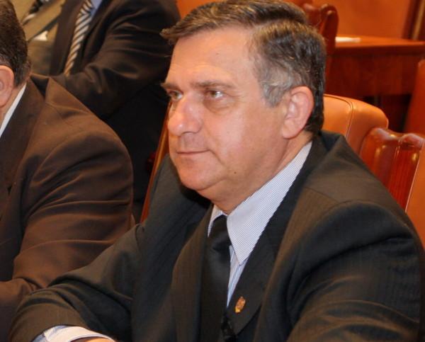 dr. Gheorghe Funar, fost primar vreme de 12 ani (1992-2004) al municipiului Cluj Napoca