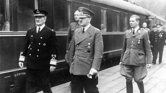Hitler și pudelul lui unguresc, Miklos Horthy - criminal de război.