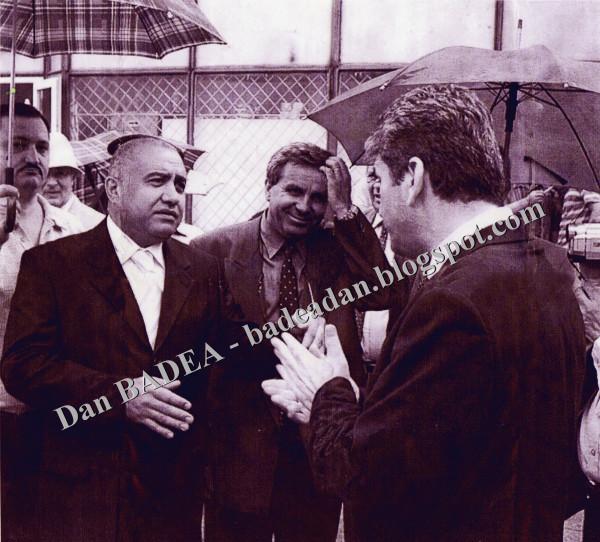 Întâlnire dintre Omar Hayssam și PSD-istul (pe atunci), traseist cu ștate vechi, Gabriel Oprea