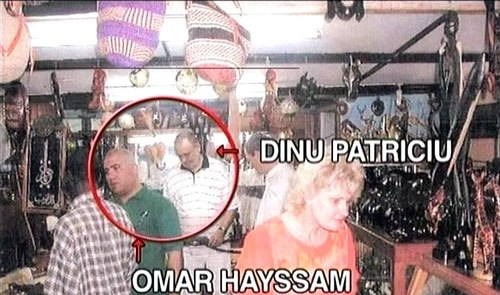 Patriciu și Hayssam într-o țară arabă, negociind la tarabă cumpărarea unui kil de gaz lampant.