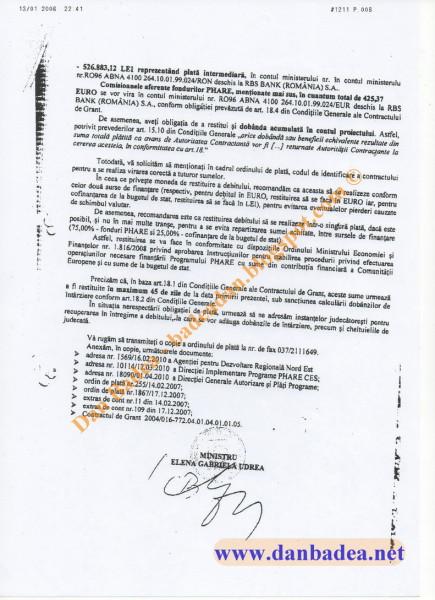 Adresa MDRT către CL Negresti, pag.2
