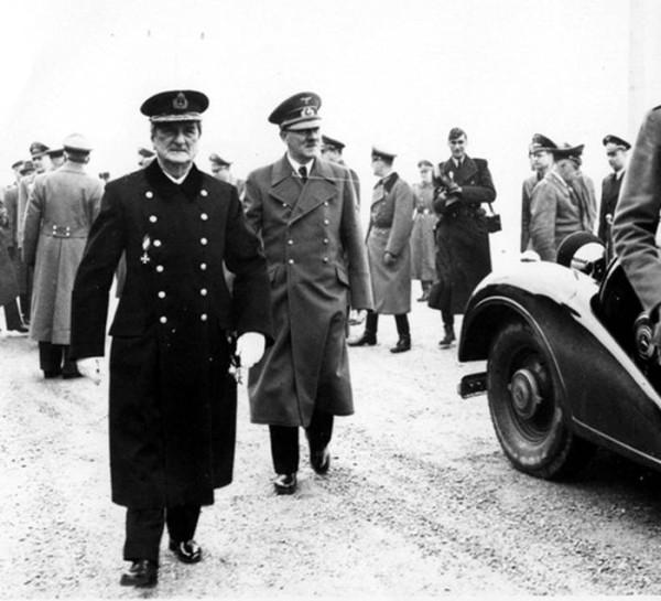 Horthy și Hitler