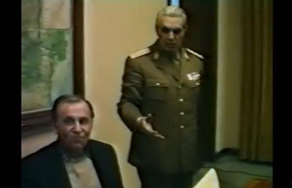 Militaru și Iliescu, școliți la Moscova