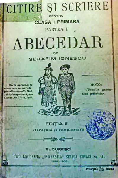 ABECEDAR românesc