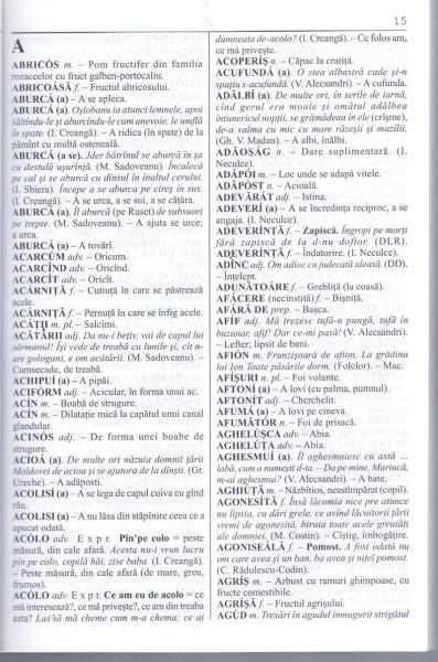 fragmente din dictionarul trădătorului rusnac, Stati
