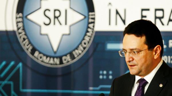 Directorul SRI, George Cristian Maior